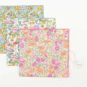 Load image into Gallery viewer, Liberty Print Hankie