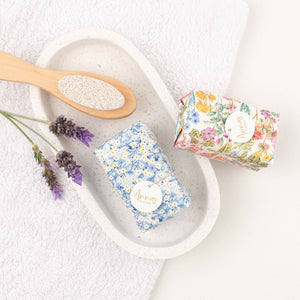 Annas of Australia - Liberty Fabric - Wrapped Soap
