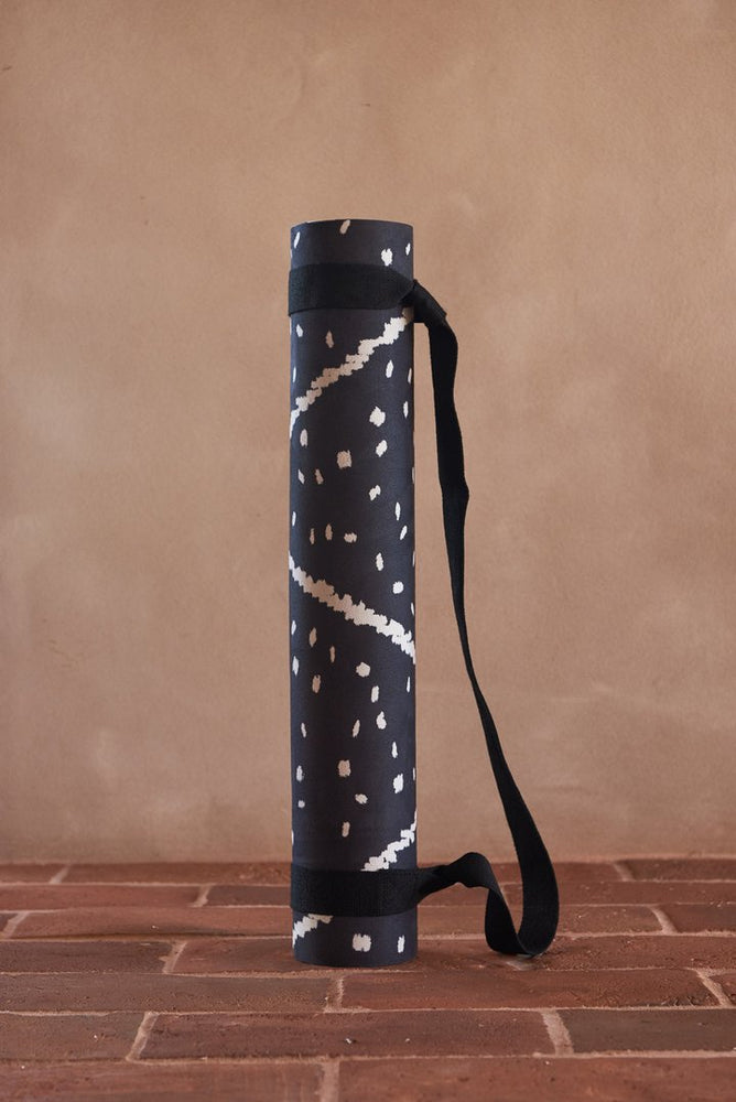 Yin Yoga - Yoga Mat - Fella (Black)