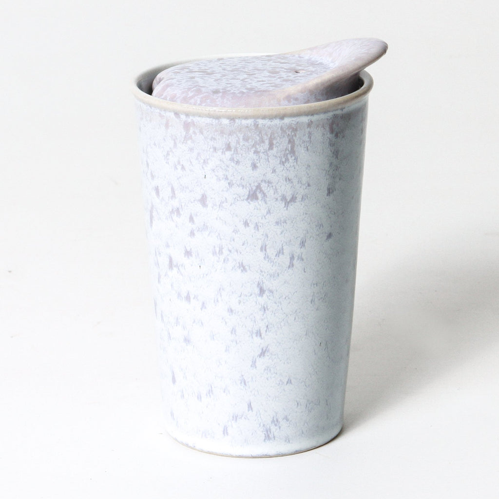 It's a Keeper Ceramic Cup Tall - Reactive