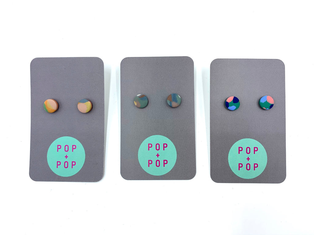Pop + Pop Earrings