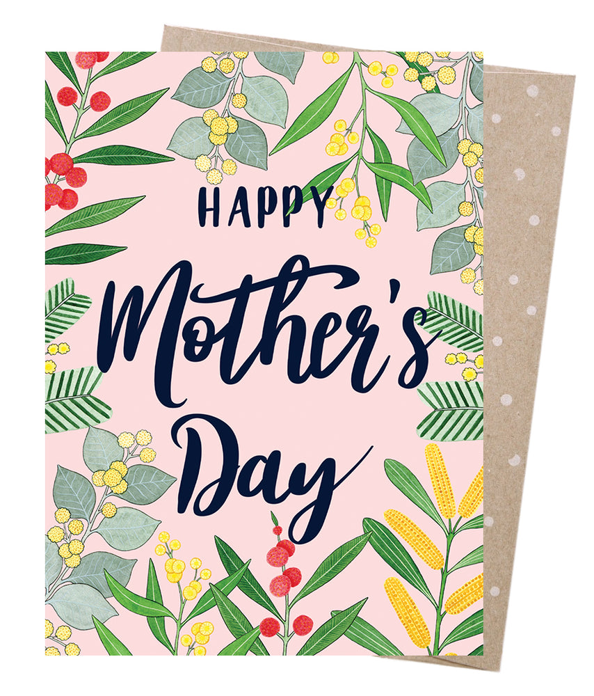 Earth Greetings - Greeting Card - Mother's Day Garden