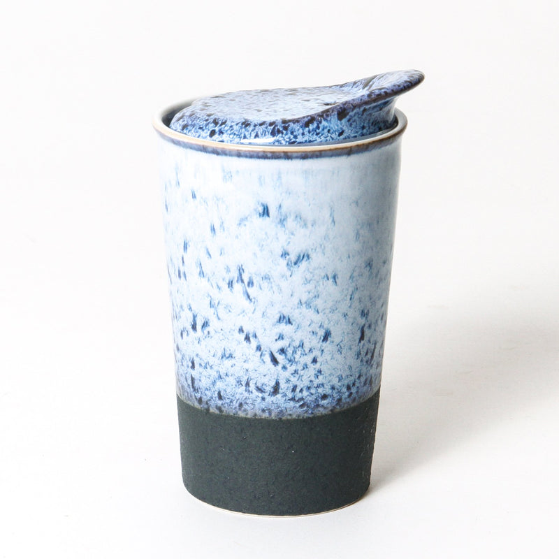 It's a Keeper Ceramic Cup Tall - Snow Top