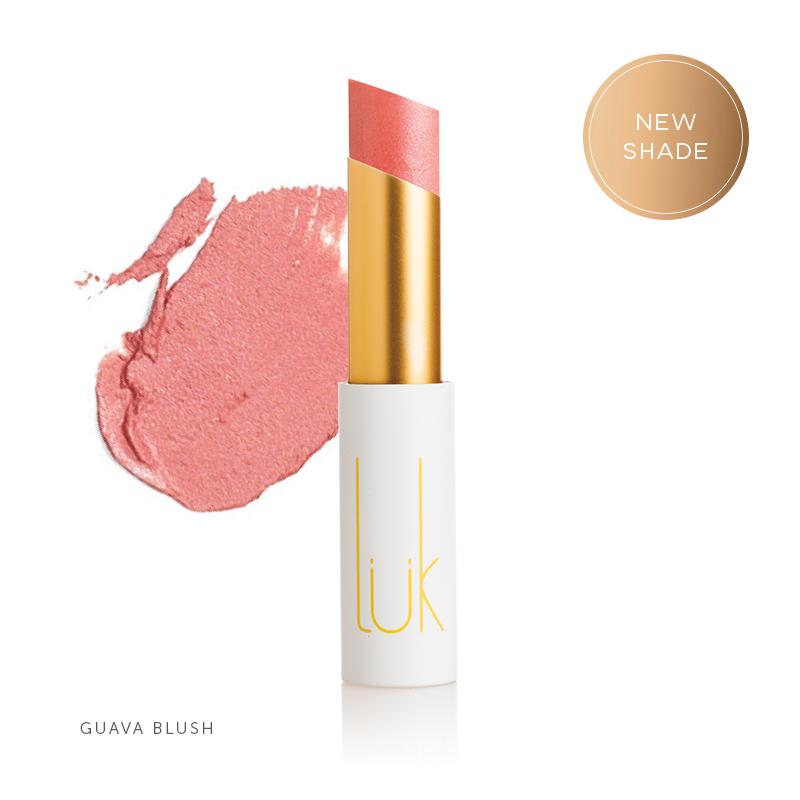 100% Natural Lip Nourish Guava Blush
