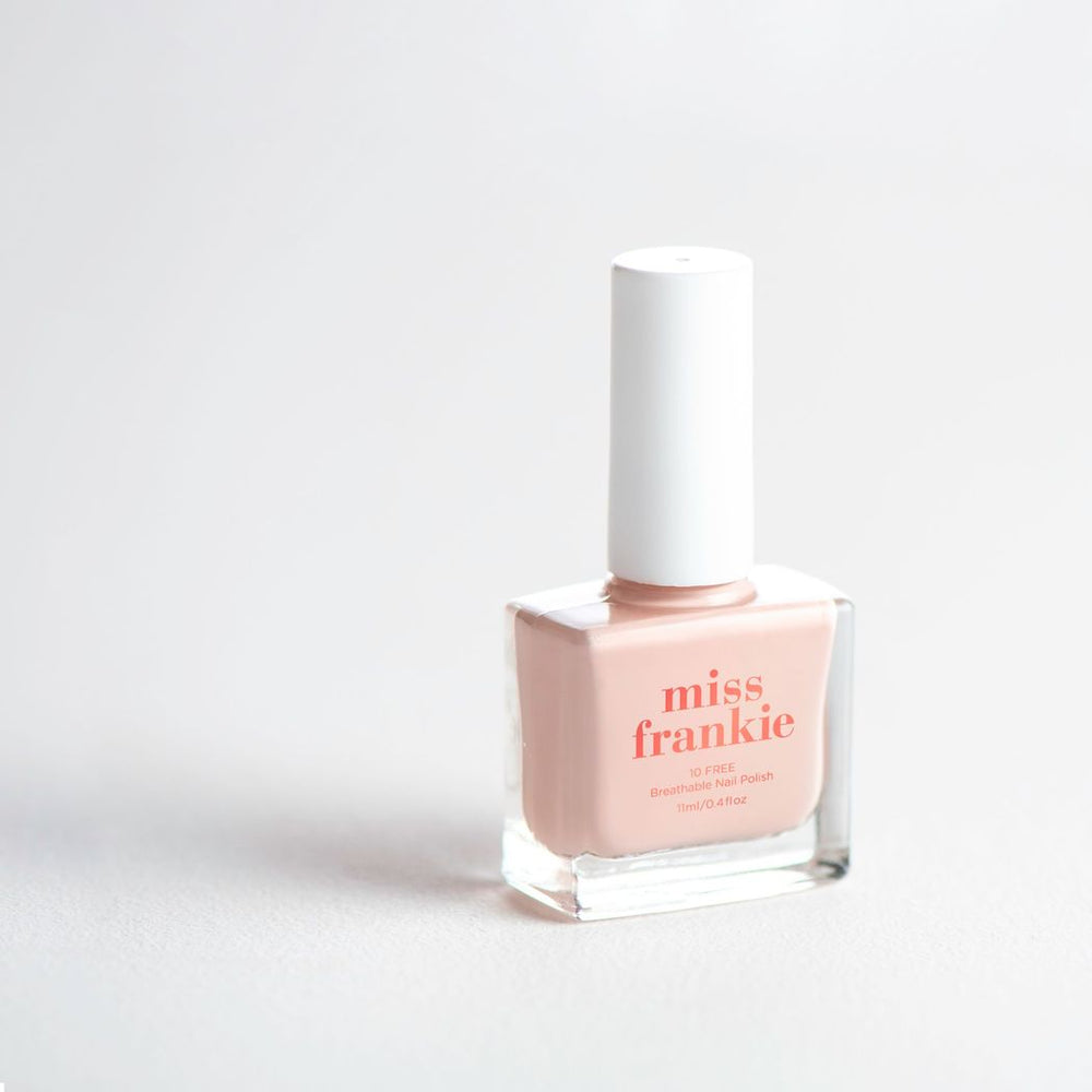 Nail Polish I look better nude