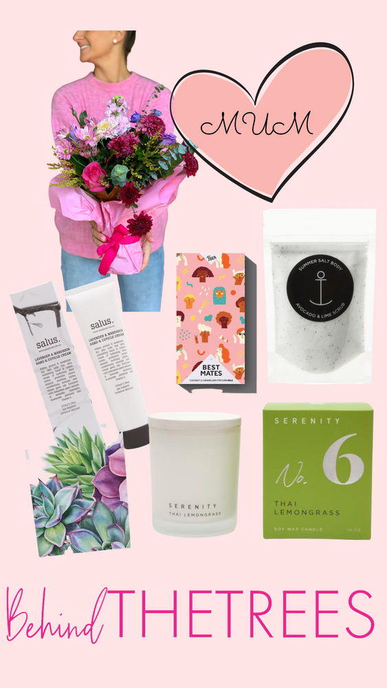 Because I Love You - Behind The Trees Hamper