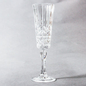 Pavilion Acrylic Champagne Flute Clear