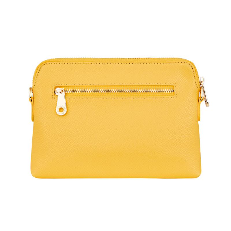 Elms+King - Bowery Wallet - Lemon
