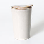 It's a Keeper Ceramic Cup Tall - Seafoam