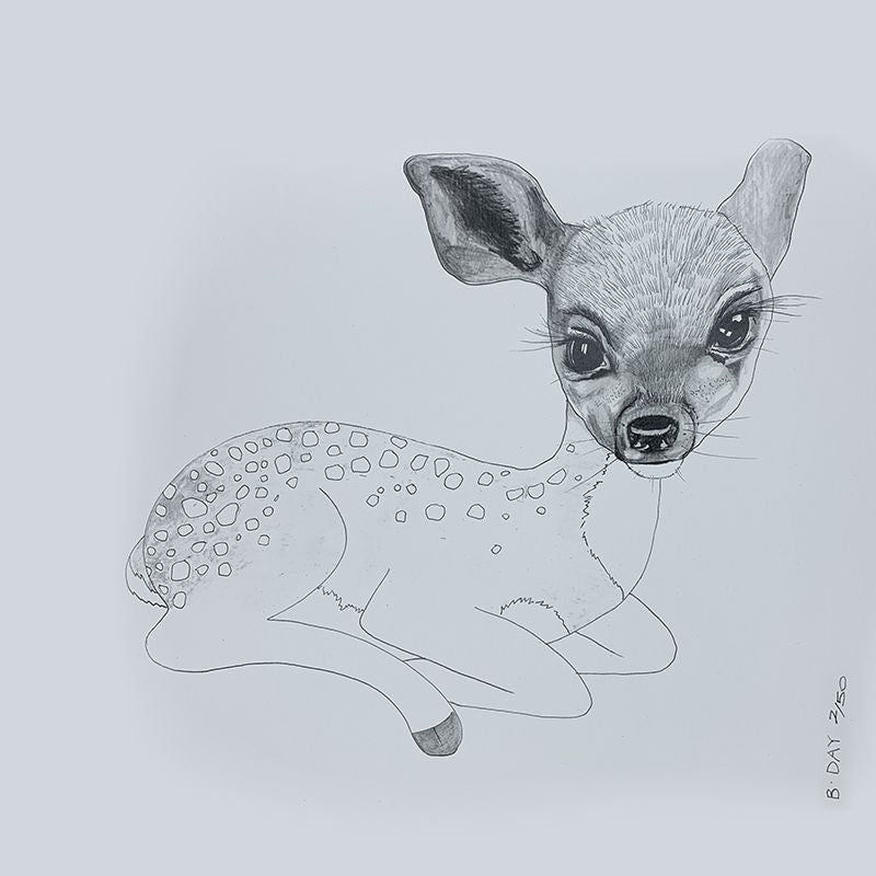 Load image into Gallery viewer, Sunday Love Wall Art - DEER