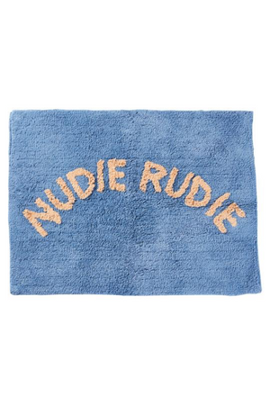 Load image into Gallery viewer, Sage x Clare - Tula Nudie Bath Mat - Cornflower