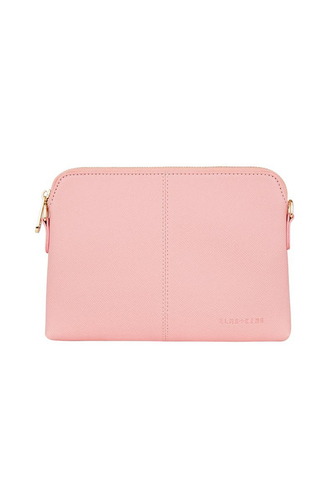Elms+King - Bowery Wallet - Carnation Pink