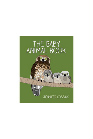 Load image into Gallery viewer, The Baby Animal Book
