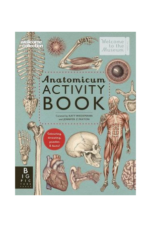 Load image into Gallery viewer, ANATOMICUM ACTIVITY BOOK