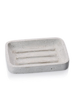 Soap Dish Pale Grey