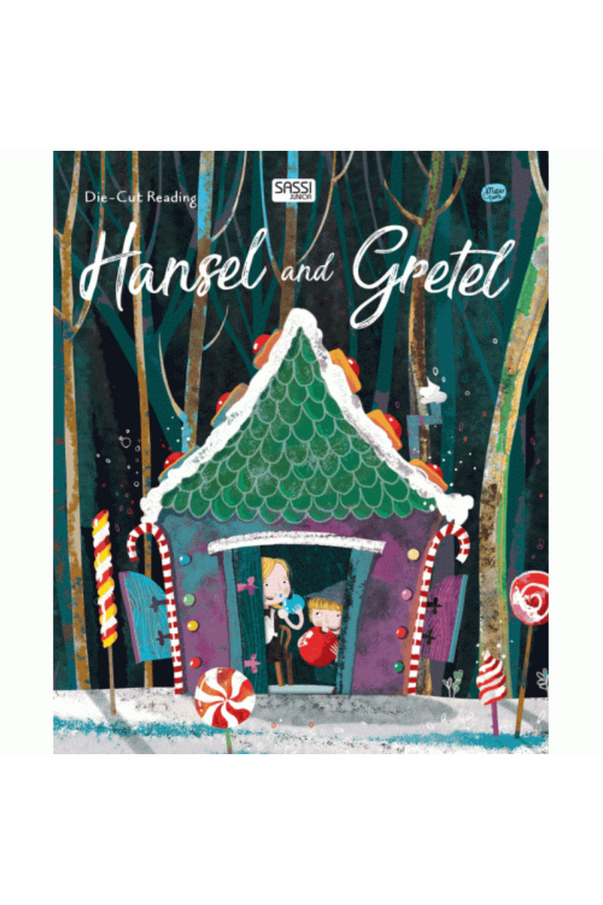 Load image into Gallery viewer, Hansel and Gretel
