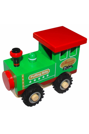 Load image into Gallery viewer, ToysLink - Green Train