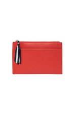 Elms+King - New York Coin Purse - Red