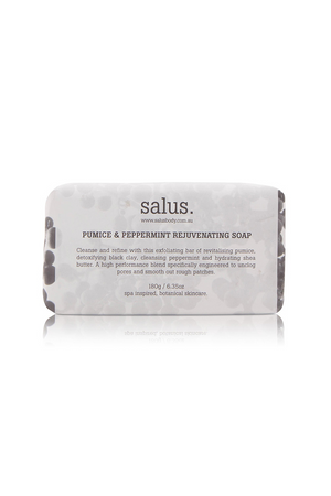 Load image into Gallery viewer, Pumice & Peppermint Rejuvenating Soap