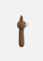 Miann & Co Hand Rattle Almond Bunny