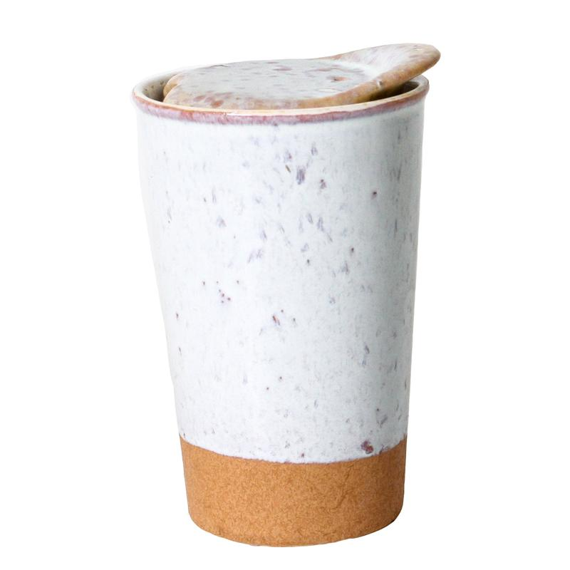 Load image into Gallery viewer, It's a Keeper Ceramic Cup Tall - Coast