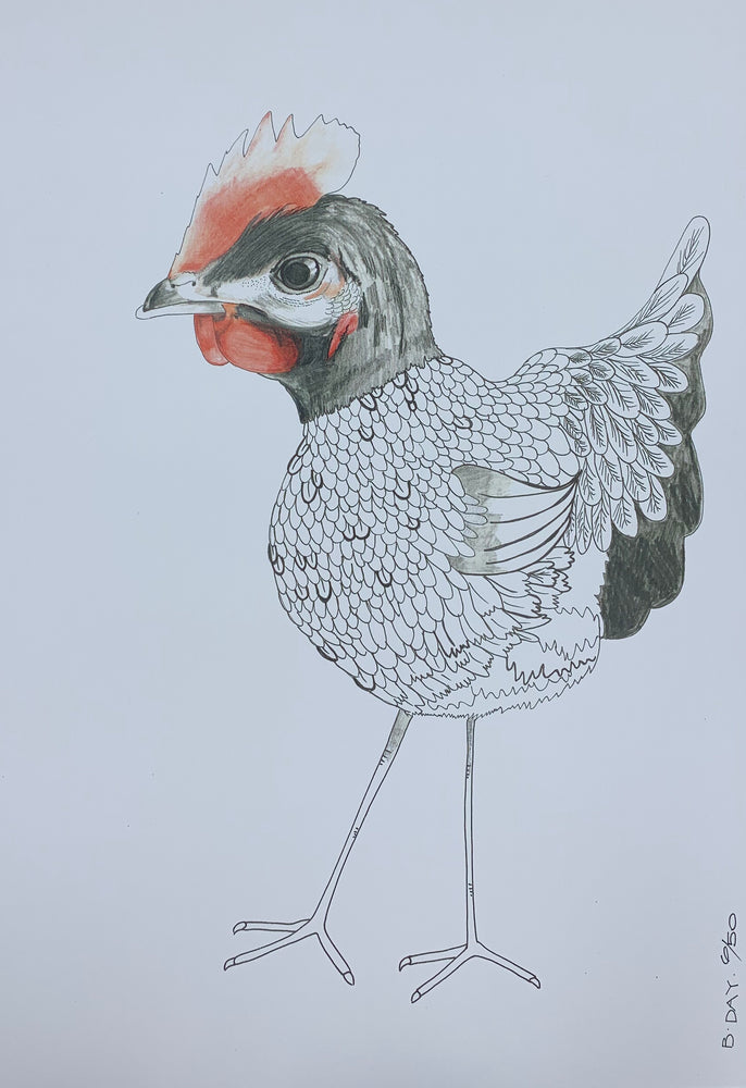 Sunday Love Wall Art - HEN