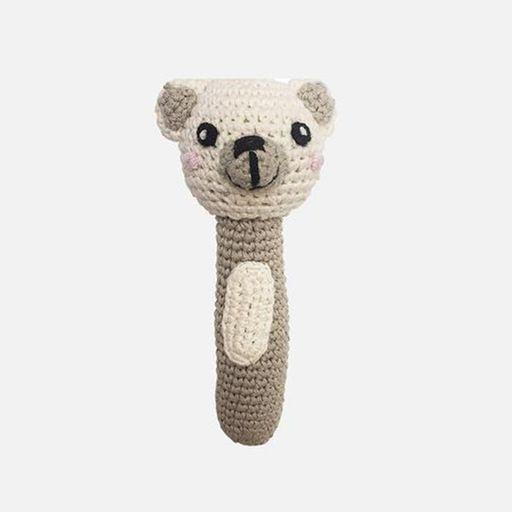 Miann & Co Hand Rattle Polar Bear