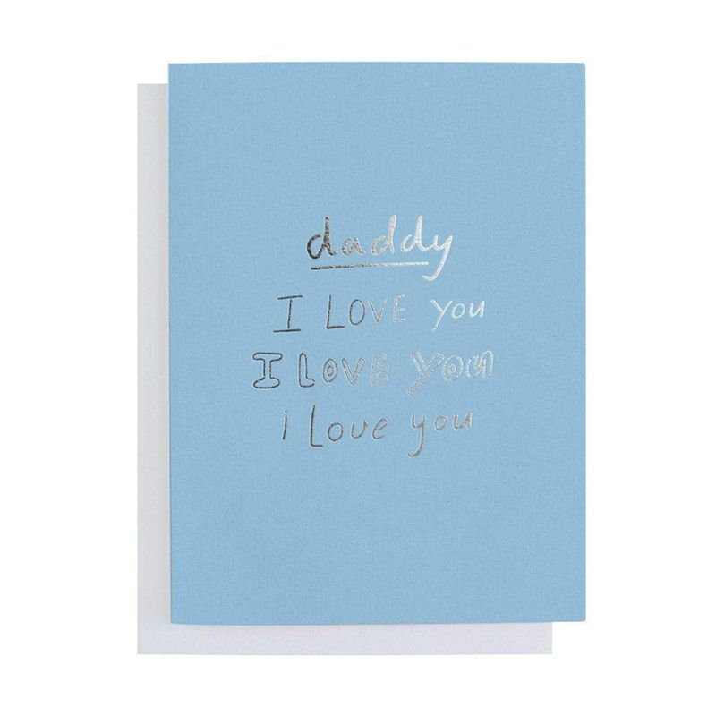 Blushing Confetti - Daddy I Love You