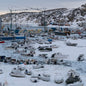 Greenland Port Town
