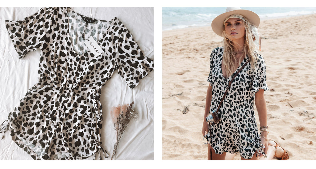 Nevada Leopard Jumpsuit