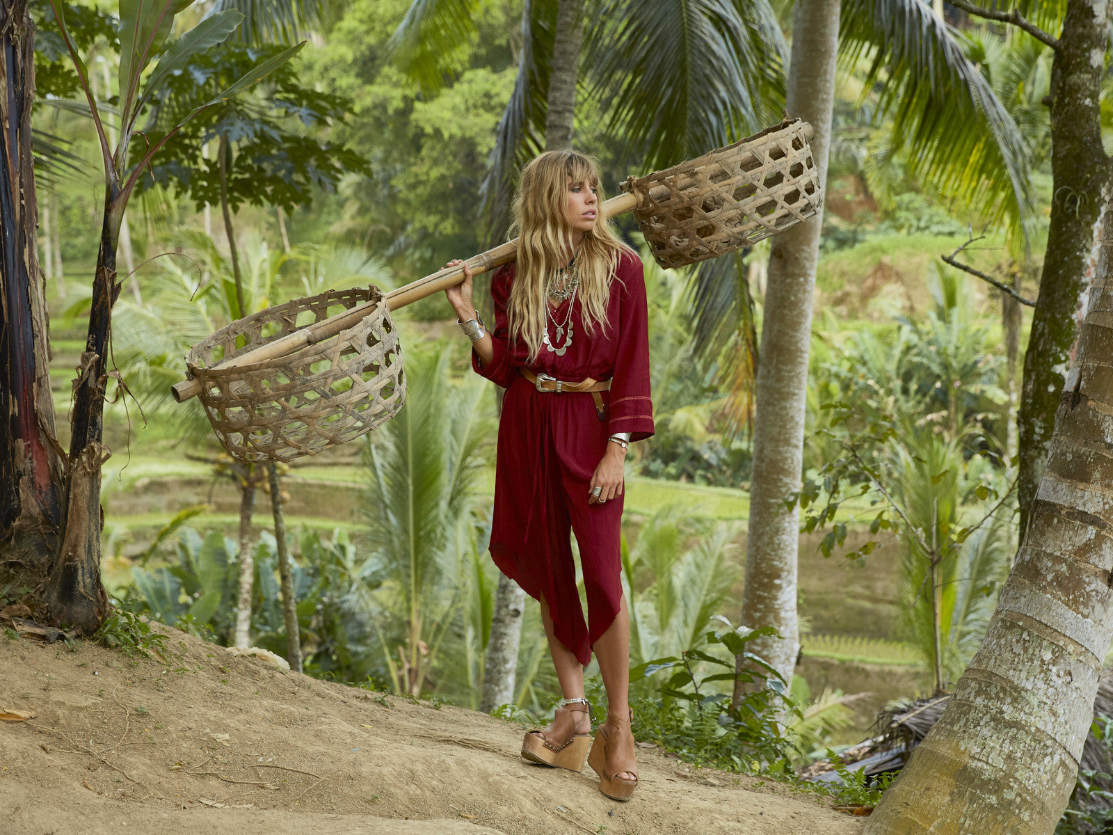 Kivari Road to Marigold Jala Jumpsuit