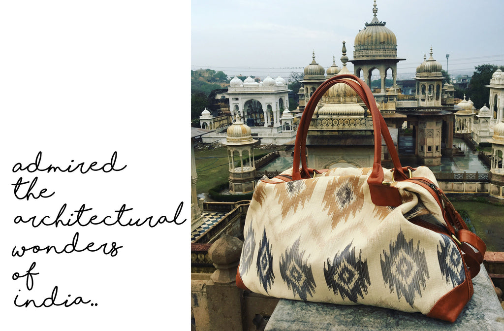 Kivari Roamer Travel Bag India