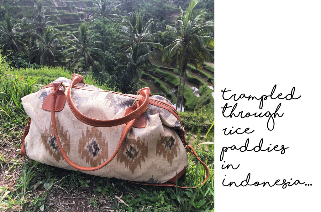 Kivari Roamer Travel Bag Indonesia