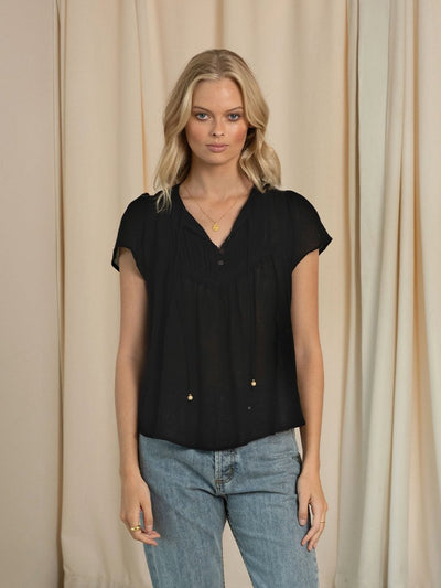 Bexley Blouse - Black
