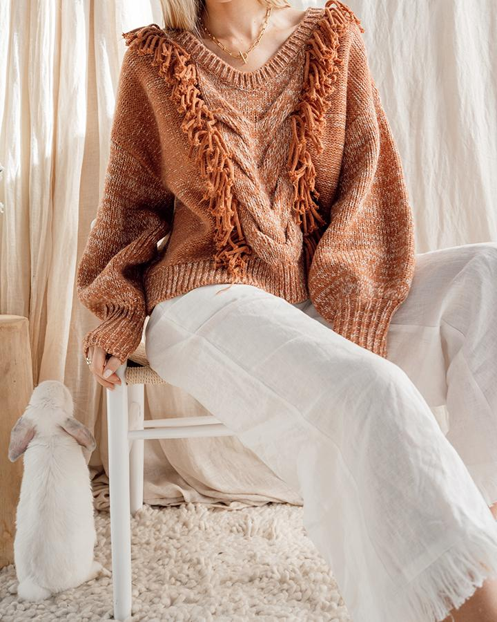June Knit Jumper