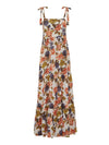 Paloma Strappy Maxi Dress