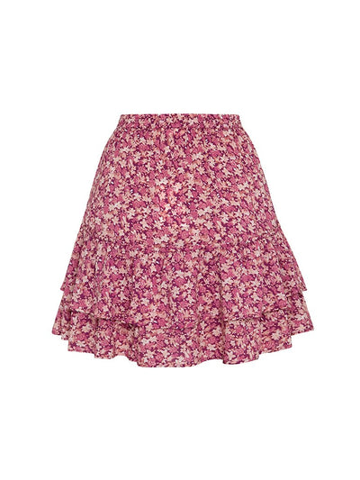 Riley Ditsy Mini Skirt - Final Sale