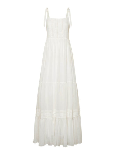 Todos Lace Maxi Dress