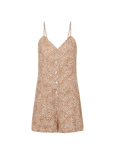 Anouk Linen Playsuit - Final Sale