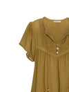 Bexley Blouse - Taupe - Final Sale