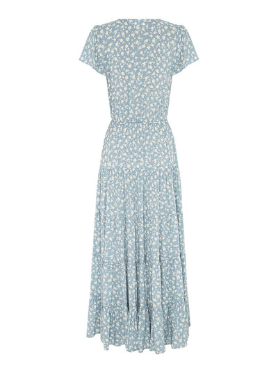 Julia Ditsy Maxi Dress
