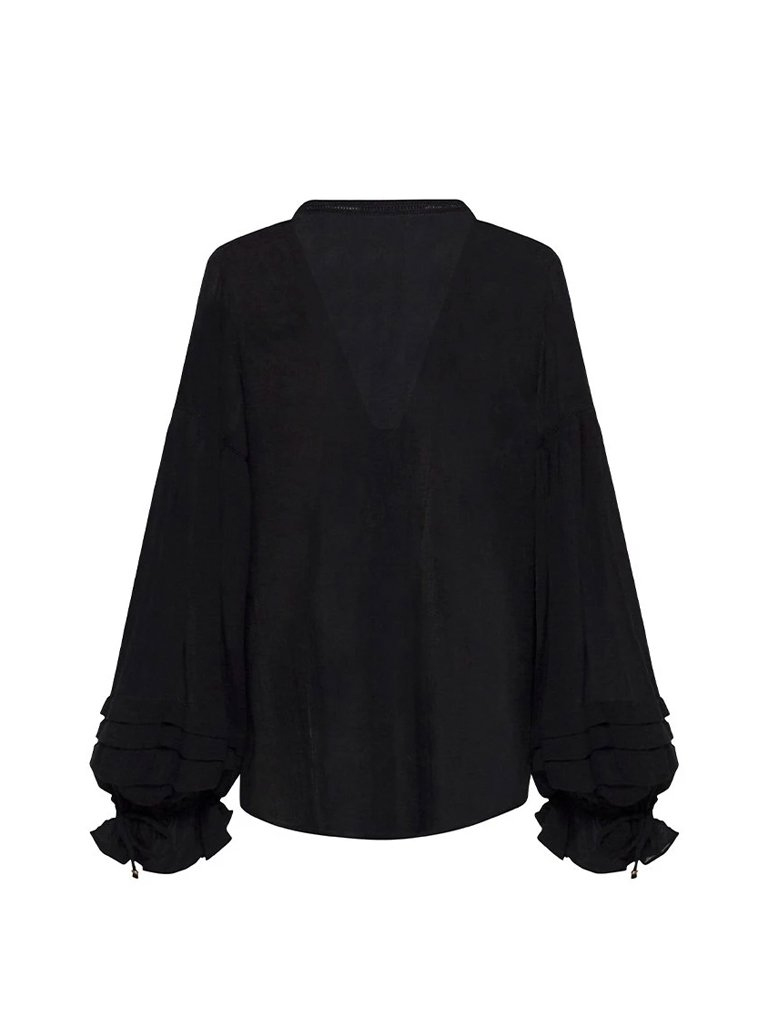 Vivien Blouse - Black