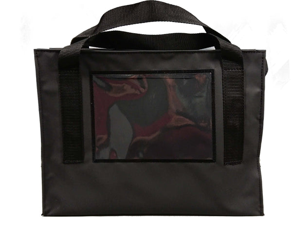 Document Bag - A4 - Black - BagMasters