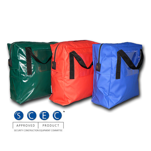 Security Bag (medium - with handles) - BagMasters Australia