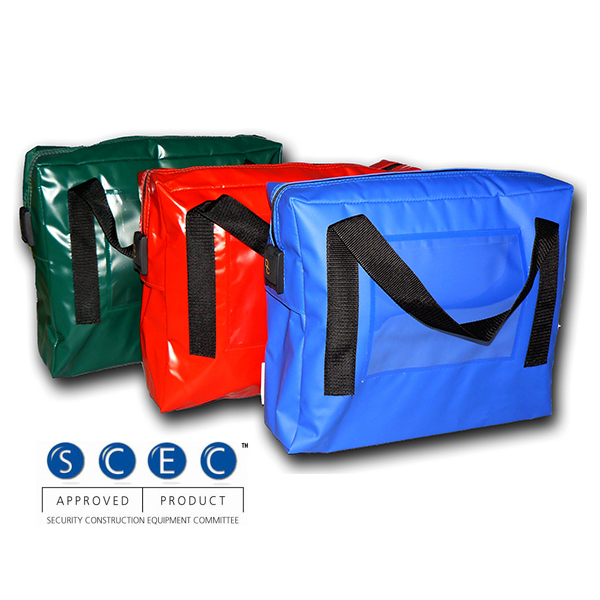 Security Bag (small - with handles) - BagMasters Australia
