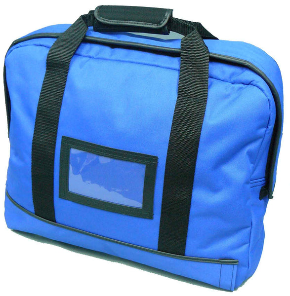 Fire Shield Courier Bag with Keyless Security - BagMasters
