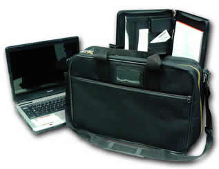 Locking Executive Attaché Case - BagMasters