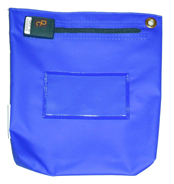 Cash Bag Medium - with Tamper Evident Lock - BagMasters