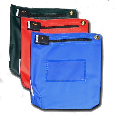 Cash Bag Medium - with Tamper Evident Lock