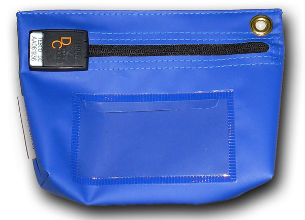 Cash Bag Small - with Tamper Evident lock - BagMasters